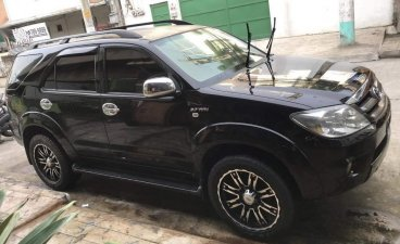 Toyota Fortuner 2.7 7 Seater (A) 2007
