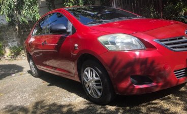 Selling Red Toyota Vios 2011 in Antipolo