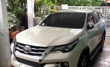 Toyota Fortuner 2.4 V Auto 2016