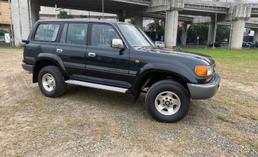Toyota Land Cruiser LC80 Local Manual 1996