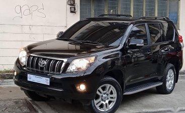 Selling Black Toyota Land Cruiser Prado 2011 in Manila