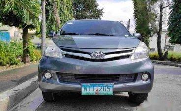 Selling Silver Toyota Avanza 2013 in Manila