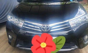 Black Toyota Corolla Altis 2017 for sale in Calamba