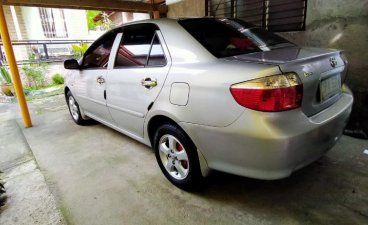 Selling Silver Toyota Vios 2004 in Cavite