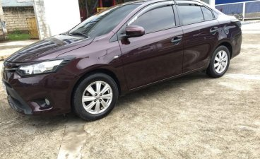 Selling Purple Toyota Vios 2017 in Cebu City