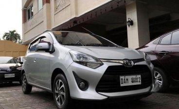 2019 Toyota Wigo G Automatic, Low Mileage