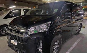 Toyota Hiace gl grandia Auto 2019