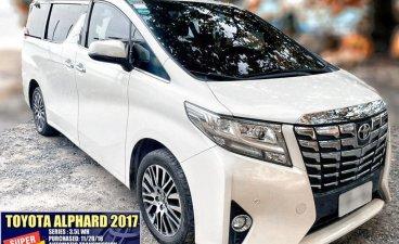 Toyota Alphard 3.5L WH Auto 2017