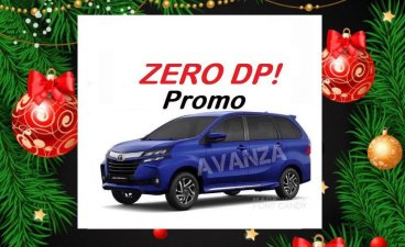 Sell Blue 2021 Toyota Avanza in Manila