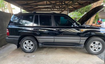 Black Toyota Land Cruiser 2000 for sale in Cainta
