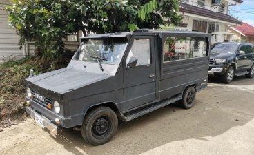 Grey Toyota tamaraw 1992 for sale in Binan City
