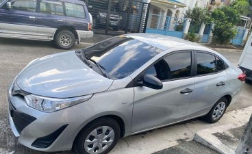 Selling Silver Toyota Vios 2019 in Quezon City