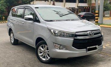 Selling Silver Toyota Innova 2017 in Parañaque