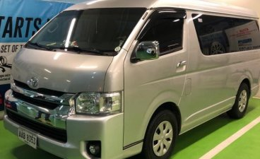Toyota Hiace 3.0 Standard Roof DX Van (M) 2014