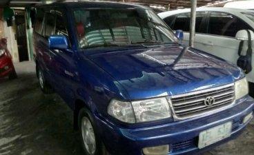 Selling Blue Toyota Revo 2002 in Manila