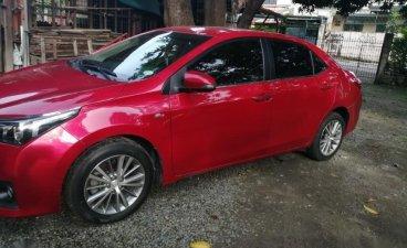 Toyota Corolla Altis 1.6 (A) 2014