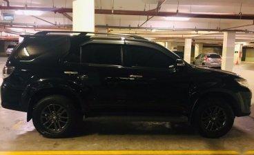 Toyota Fortuner 3.0 4x4 Auto 2015