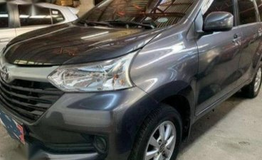 Grey Toyota Avanza 2016 for sale in Bacoor