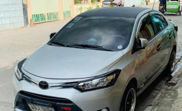 Selling Silver Toyota Vios 2015 in Tarlac