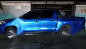 Toyota Hilux Double Cab Turbo (M) 2019