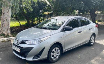 Brightsilver Toyota Vios 1.5 E 2020 for sale in Muntinlupa
