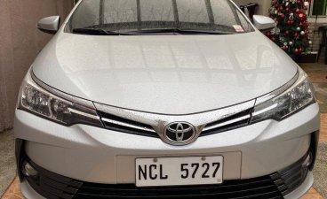 Selling Brightsilver 2018 Toyota Corolla Altis in Pasig