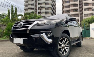 Selling Black Toyota Fortuner 2018 in Taguig