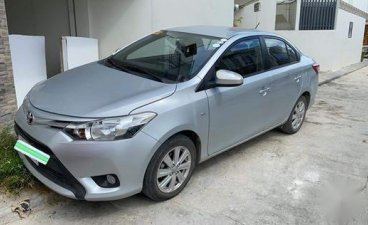 Selling Silver Toyota Vios 2017 in Mandaue