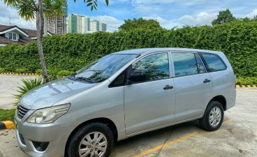 Silver Toyota Innova 2014 for sale in Mandaue