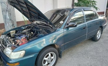 Toyota Corolla xl 1.3 Gas Manual 1996