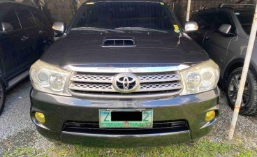 Silver Toyota Fortuner 2009 for sale in Pasig