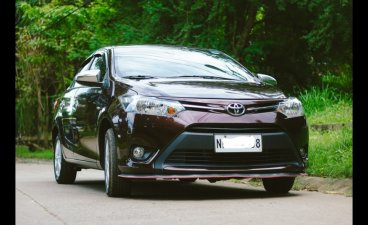 Selling Black Toyota Vios 2017 in Antipolo