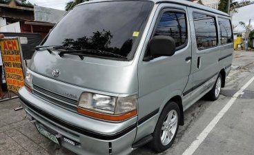 Brightsilver Toyota Hiace 1993 for sale in Quezon