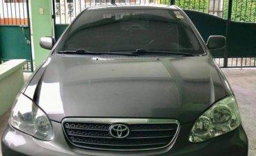 Silver Toyota Corolla Altis 2005 for sale in Paranaque
