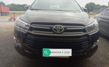 Selling Red Toyota Innova 2020 in Pasig