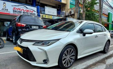Pearlwhite Toyota Corolla Altis 2020 for sale in Antipolo