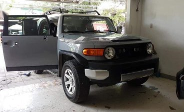 Brightsilver Toyota FJ Cruiser 2019 for sale in Las Pinas