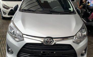 Brightsilver Toyota Wigo 2019 for sale in Manila