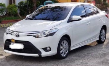 Toyota Vios 1.3 J Manual 2016