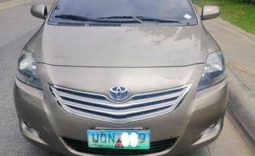 Selling Beige Toyota Vios 2013 in Parañaque