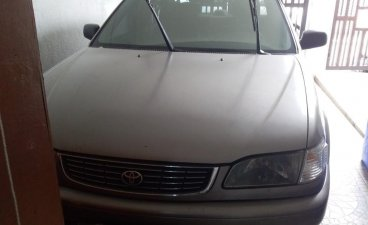 Brightsilver Toyota Corolla 1997 for sale in San Pedro