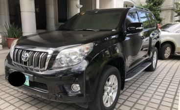 Selling Black Toyota Land Cruiser 2013 in Quezon