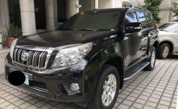 Selling Black Toyota Land Cruiser 2013 in Quezon