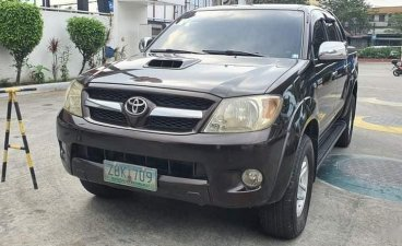 Selling Brown Toyota Hilux 2005 in Manila