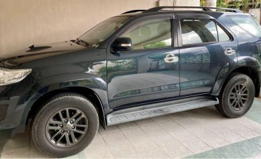 Selling Grey Toyota Fortuner 2014 in Parañaque