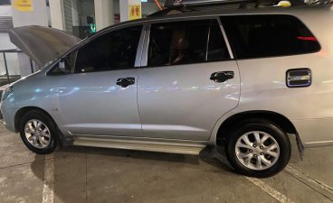 Silver Toyota Innova 2008 for sale in Baliuag
