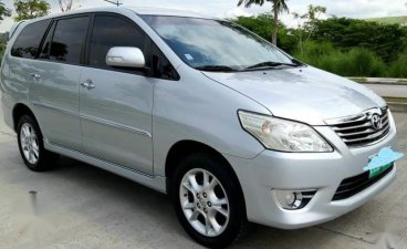 Toyota Innova 2012