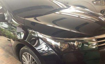 Black Toyota Corolla Altis 2016 for sale in Quezon