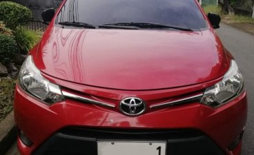 Toyota Vios 1.5 E (M) 2014