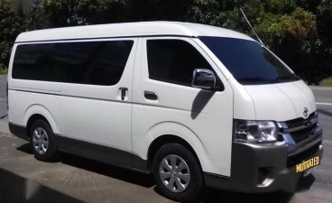 White Toyota Grandia 2015 for sale in Bulakan